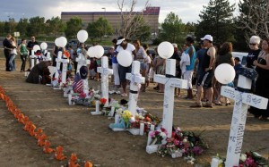 Aurora Shooting in Colorado is a terrible tragedy