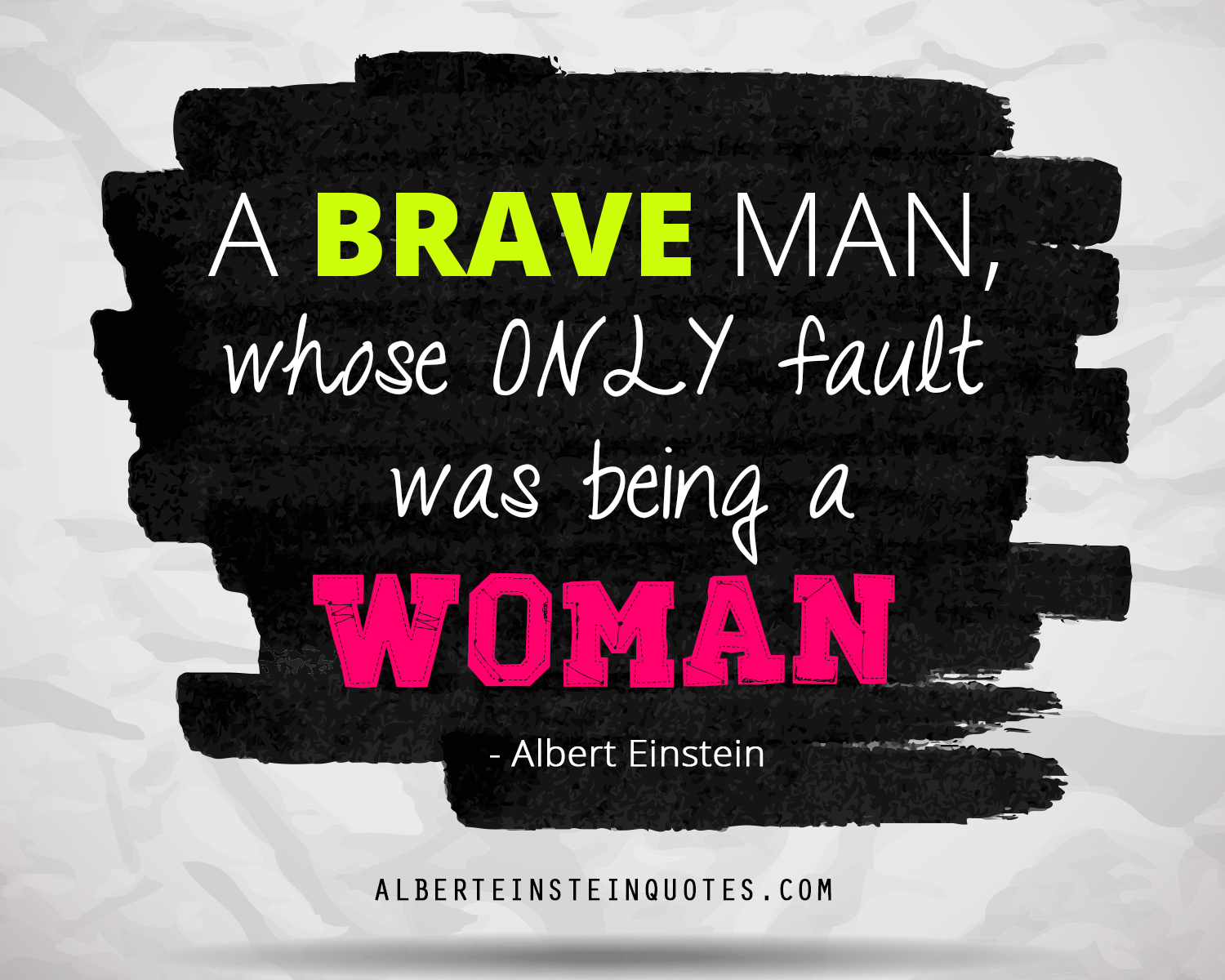 Womens Quotes 10 Very Relevant Quotes From Albert Einstein  Soapblox