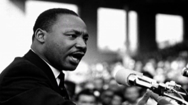 MLK The hero of our time!