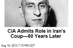 cia-admits-role-in-irans-coup-60-years-later
